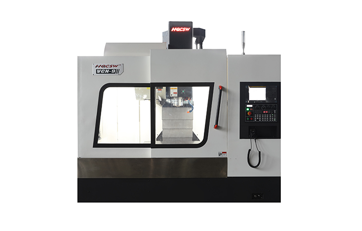 CNC milling and drilling machine